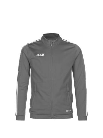 Jako Trainingsjacke Striker 2.0 in grau / weiß