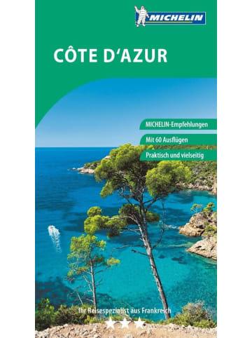 Travel House Media MICHELIN Der Grüne Reiseführer Côte d'Azur