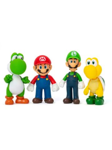 Super Mario Super Mario Figuren 4er Pack