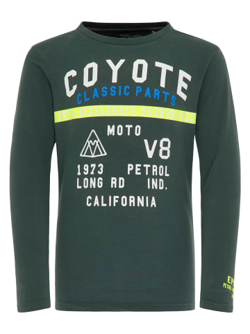 Petrol Industries Longsleeve in Bottle