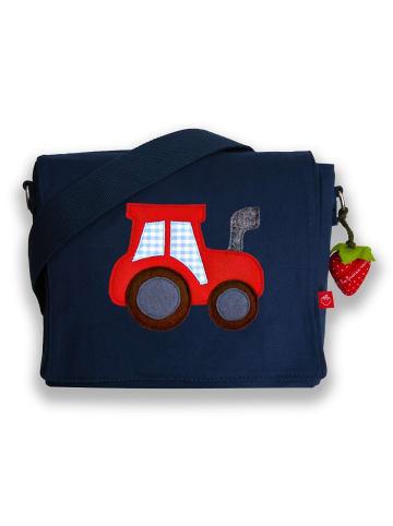 La fraise rouge  Kindergartentasche Traktor