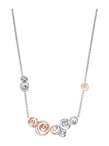 Diemer Silber Collier in Silberfarben,Rosé