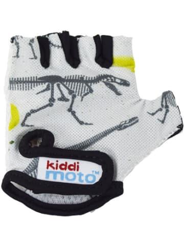 Kiddimoto Fahrradhandschuhe - Dino Fossil - M (4-8 jahre)