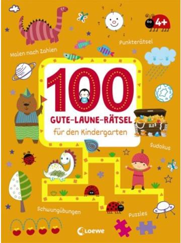 Loewe Verlag 100 Gute-Laune-Rätsel für den Kindergarten