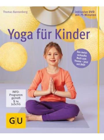 Gräfe und Unzer Yoga für Kinder (mit DVD)