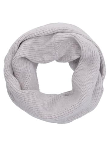 Six Grauer Loop-Schal in grau