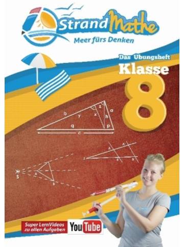StrandMathe Verlag StrandMathe Übungsheft Klasse 8