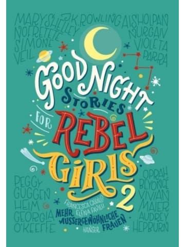 Hanser Good Night Stories for Rebel Girls. Bd.2