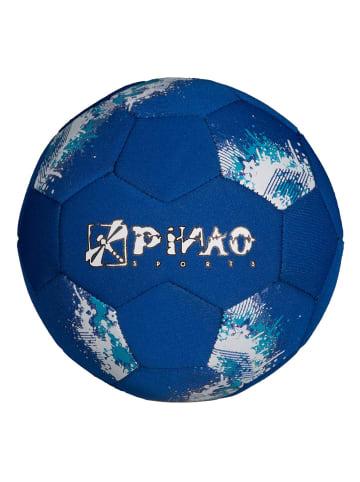 PiNAO Sports Mini-Neopren-Fußball in blau