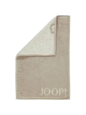 JOOP! Handtücher Classic Doubleface 1600 in Sand - 30