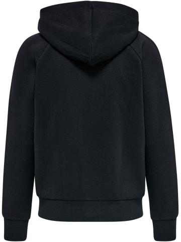 Hummel Sweatshirts & Hoodies Hmlnoni Hoodie in Scwarz