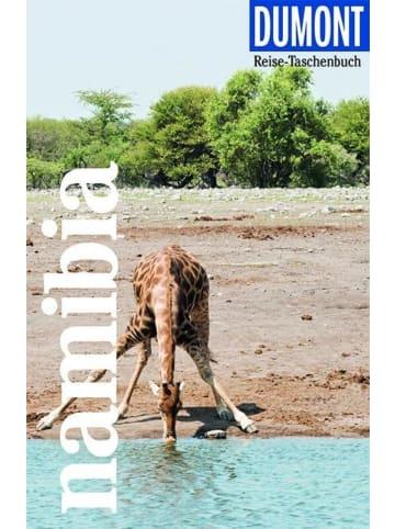 DuMont Kalenderverlag DuMont Reise-Taschenbuch Namibia   Reiseführer plus Reisekarte. Mit...