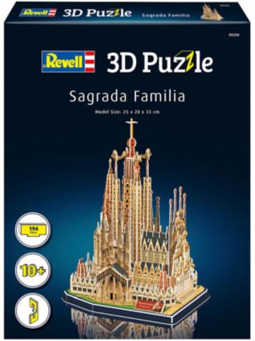 Revell 3D-Puzzle Sagrada Familia, 184 Teile