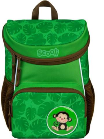 SCOOLI Kinderrucksack Mini-Me Max Monkey