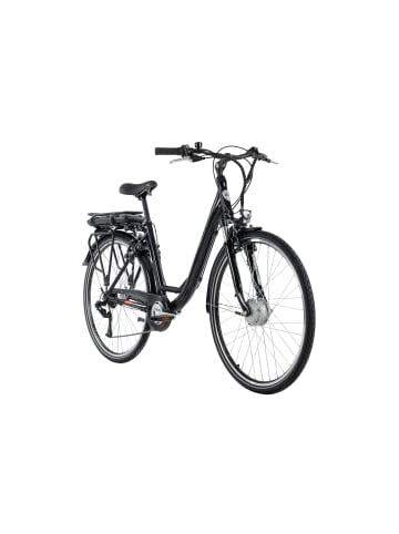 KS CYCLING KS CYCLING E-City Bike 28'' Adore Valencia Schwarz in Schwarz