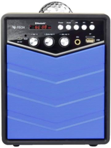 X4-Tech Bluetooth-Lautsprecher Bobby Joey Rockstar