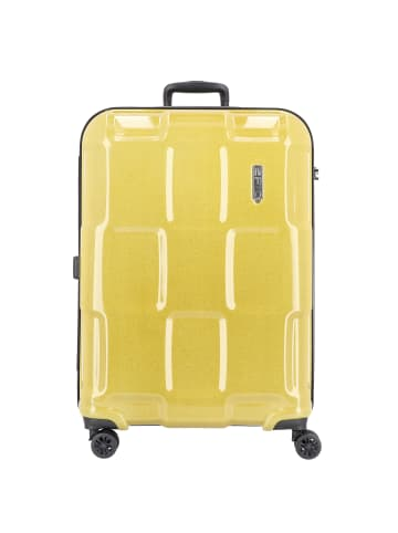 Epic Crate Reflex 4-Rollen Trolley 76 cm in golden glimmer