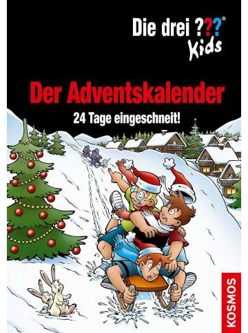 Franckh-Kosmos Die drei ??? Kids, Der Adventskalender 2021 | 24 Tage eingeschneit! Extra:...