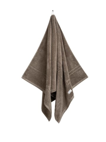 Gant Handtuch in Braun