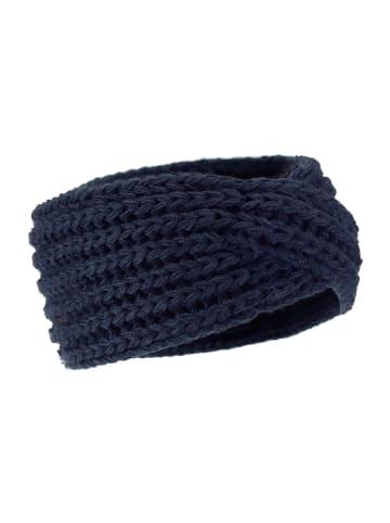 Loevenich Stirnband Cozy Winter in Blau