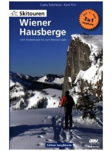 Berger & Söhne Skitouren Wiener Hausberge - vom Wienerwald bis zum Hochschwab