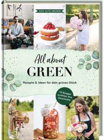 Hölker All about green | Kreative Ideen für dein grünes Glück - Rezepte, DIY,...