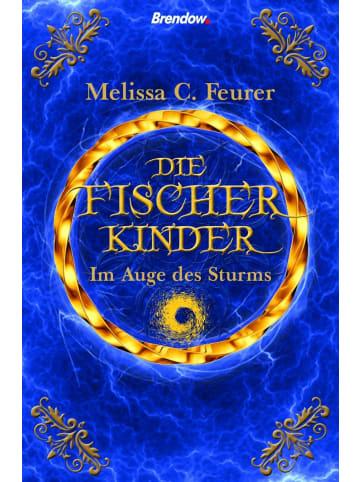 Brendow Verlag Die Fischerkinder. Im Auge des Sturms
