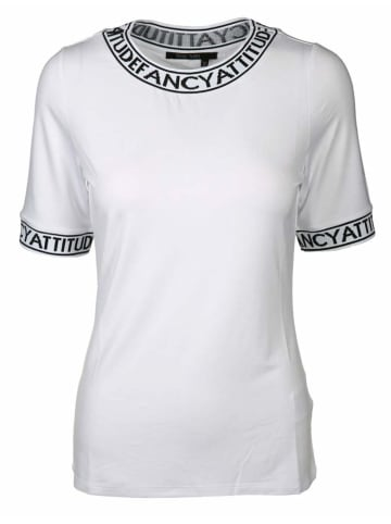 Marc Aurel T-Shirts in weiß