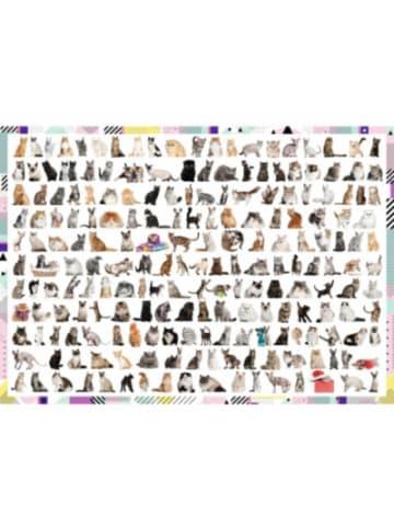 Trefl Puzzle 1000 Teile - 208 Katzen