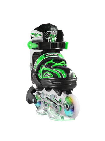 """Apollo Inline Skates """" Super Blades X-Pro """" in grün"""