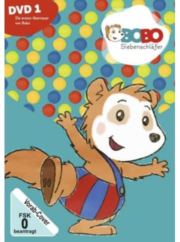 LEONINE Distribution Bobo Siebenschläfer. Tl.1, 1 DVD
