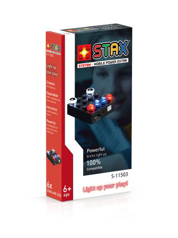 """STAX LED-Bausteine """"SYSTEM Mobile Power Extra"""" in Bunt"""