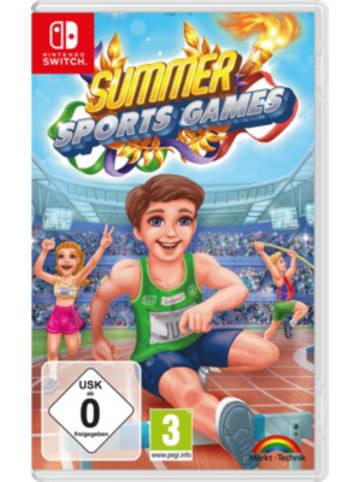 Ak tronic Nintendo Switch Summer Sports Games