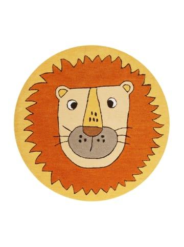 Smart Kids Teppich Linus in orange