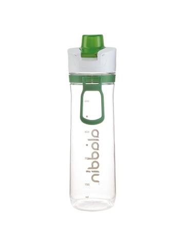 Aladdin Trinkflasche Active Hydration in Grün - 0.8L