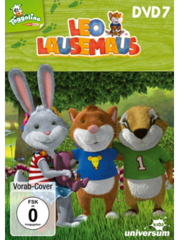 Universum DVD Leo Lausemaus 7
