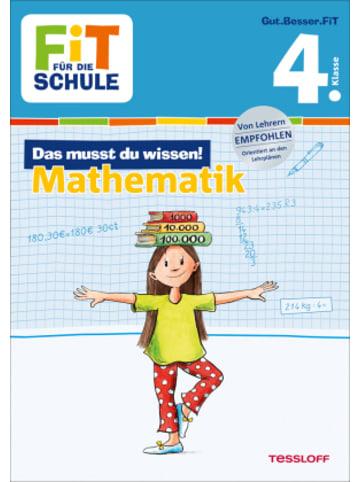 Tessloff Das musst du wissen! Mathematik 4. Klasse