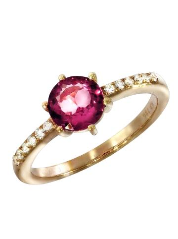 Creazione Bijoux Ringe 750/- Gold in rot