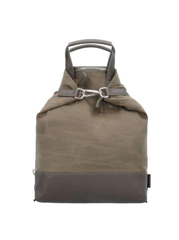 Jost Göteborg Xchange 3in1 Bag XS City Rucksack 32 cm Laptopfach in olive