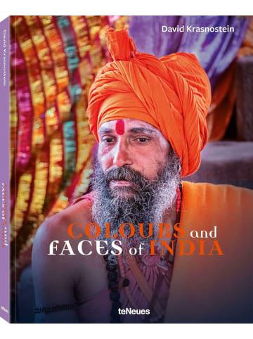 TeNeues Media Colours and Faces of India