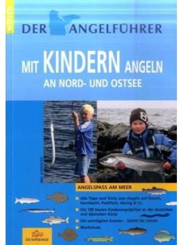 Die Rapsbande Mit Kindern angeln an Nord- und Ostsee