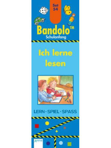 Arena Verlag Bandolo (Spiele), 54 Schulanfang: Ich lerne lesen (Kinderspiel)