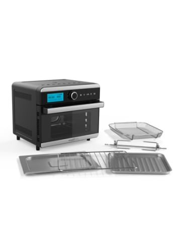 MAXXME digitaler Heißluft-Ofen, 18l, 1500W
