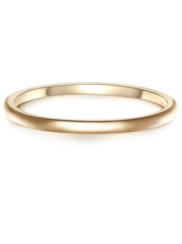 Glanzstücke München Ring Sterling Silber in Gelbgold in gelbgold