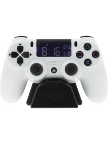 Paladone Wecker Playstation Controller weiss