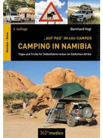 360 grad Camping in Namibia | Tipps und Tricks für Selbstfahrerreisen im südlichen Afrika