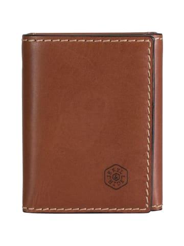 Jekyll & Hide Texas Kreditkartenetui RFID Leder 9 cm in clay