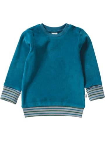 Leela Cotton Baby Sweatshirt aus Nicky Velours, Organic Cotton