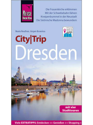 Reise Know-How Verlag Peter Rump Reise Know-How CityTrip Dresden