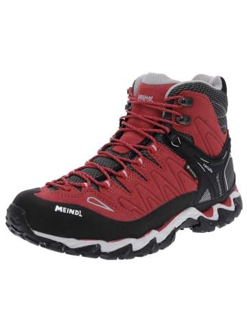 MEINDL Hikingschuhe Lite Hike Lady GTX in Rot/Graphit